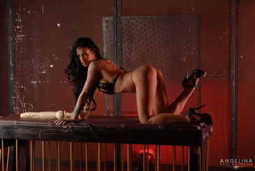PHOTO | Ariella Ferrera dildo 3 366x245 - Angelina Valentine's dildo is bigger than some people's legs