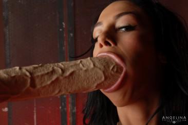PHOTO | Ariella Ferrera dildo 4 366x245 - Angelina Valentine's dildo is bigger than some people's legs