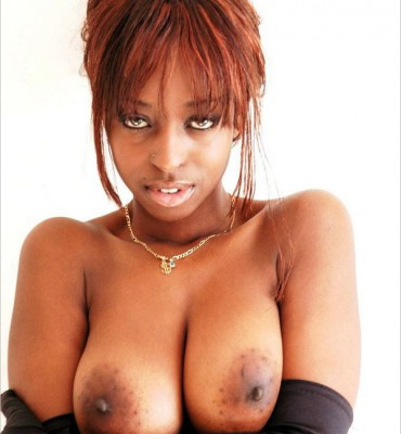 PHOTO | Cola shows off her epic titties 8 370x400 - Ebony babe Cola has some fucking epic titties you'd love to motorboat the fuck out of