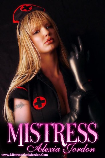 PHOTO | Mistress Alexia Jordon 3 366x550 - Mistress Alexia Jordon could titty whip your ass into submission