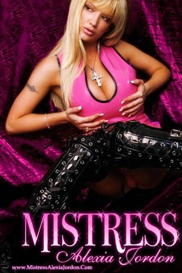 PHOTO | Mistress Alexia Jordon 7 366x549 - Mistress Alexia Jordon could titty whip your ass into submission