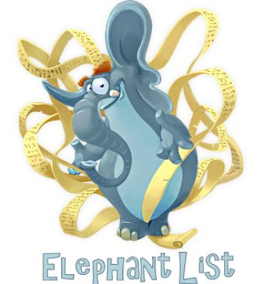 PHOTO | elephantlist logo 370x400 - MASSIVE LIST of Porn Links Posted EVERY SINGLE DAY! To Videos and Galleries
