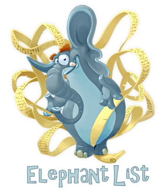 PHOTO | elephantlist logo - CRAZY HUGE List of Porn Links and Videos Updated DAILY