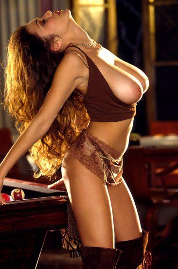 PHOTO | playboy plus Miriam Gonzalez 7 366x552 - PURE FIYAH! Playboy's Bodacious Latina Beauty, Miriam Gonzalez, Spices it Up BIG TIME!