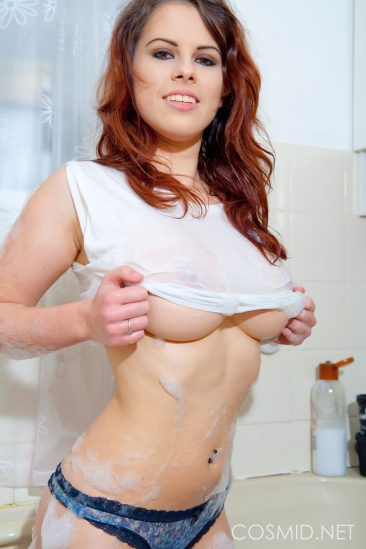 NAUGHTY TIME! Jocelyn gets DIRTY AF... Ironically as she gets Clean...