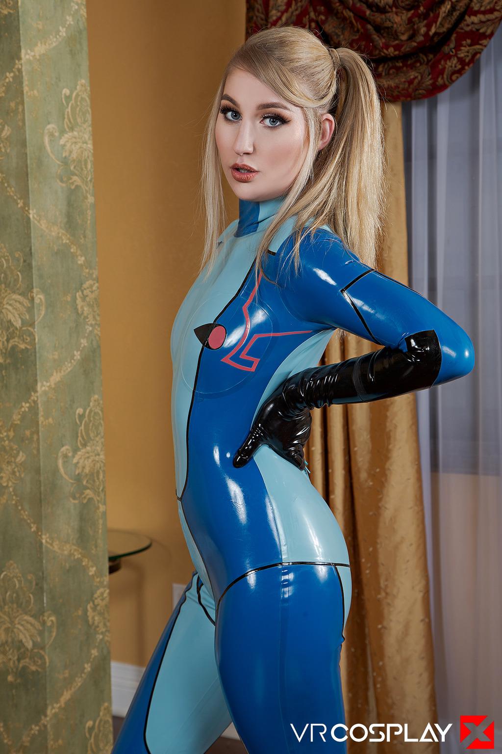 PHOTO   Lila Frey 00 - Lila Frey In Metroid