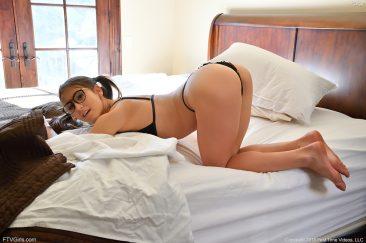 PHOTO | Paige 07 366x243 - Paige Masturbates