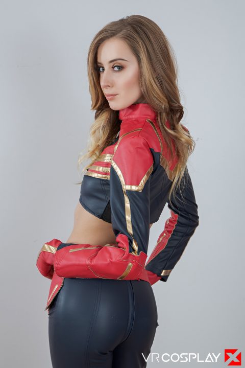 PHOTO | Haley Reed 00 480x720 - Haley Reed In Captain Marvel