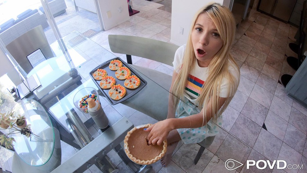 PHOTO   00 200 - Kenzie Reeves Gets Fucked In Kitchen