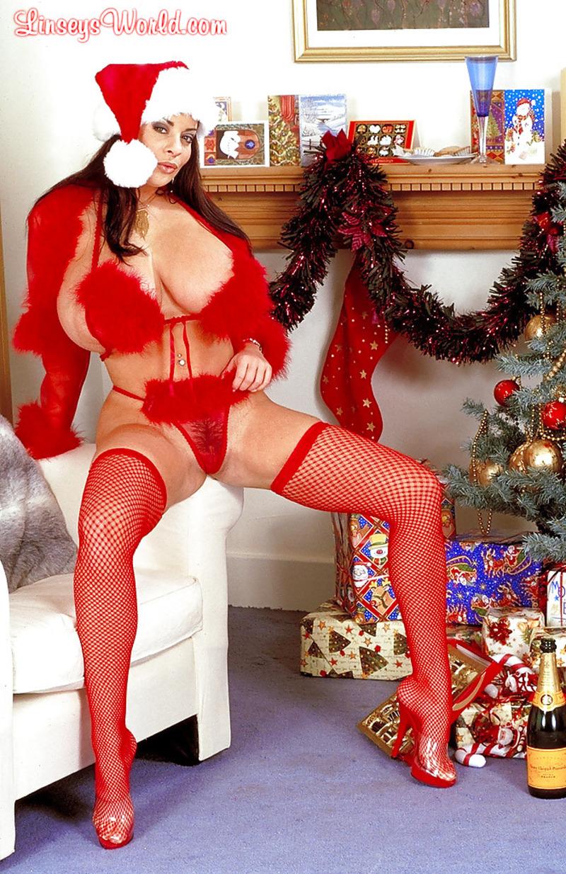 PHOTO | 00 41 - Linsey Dawn McKenzie At Christmas