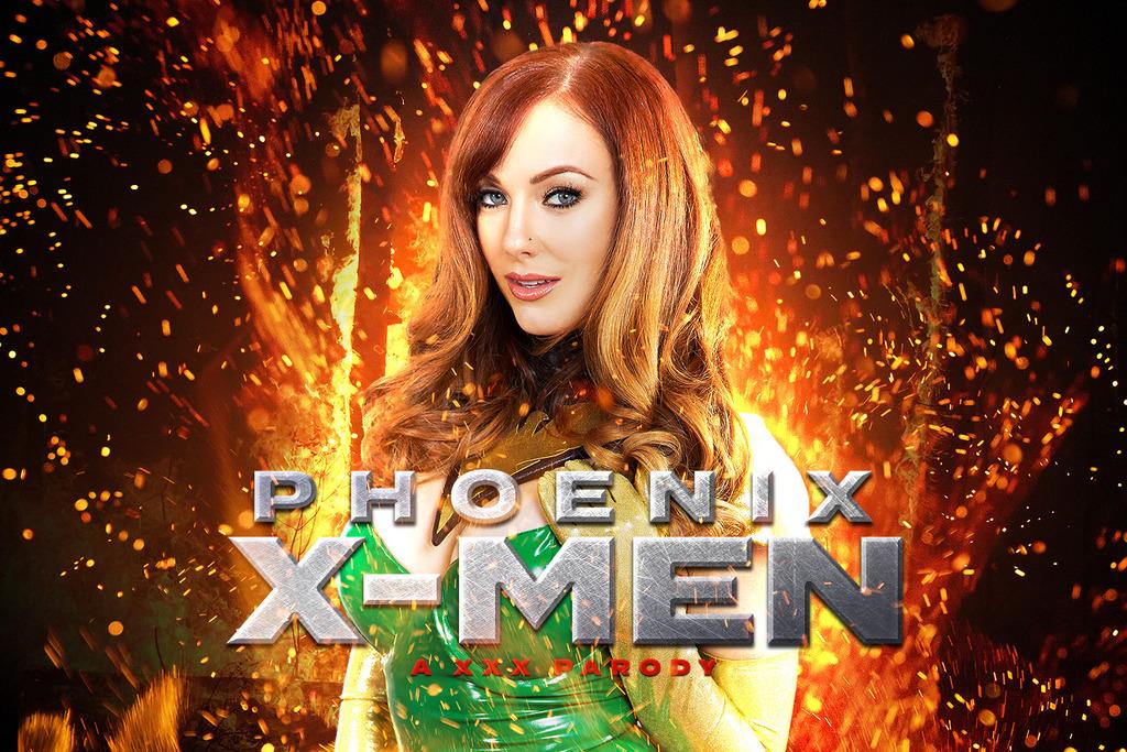 PHOTO | Dani Jensen 00 - Dani Jensen In X-Men Phoenix