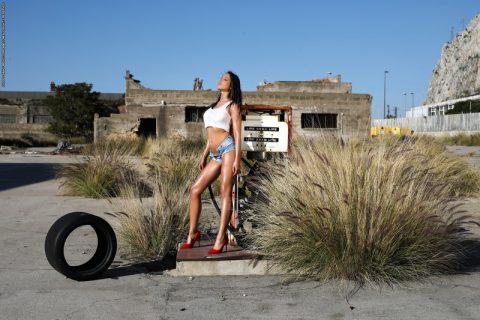 PHOTO | Savannah Gasoline 00 480x320 - Savannah Shows Her Body