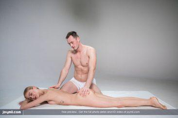 PHOTO | Jane F 00 366x244 - Jane F In Orgasmic Massage