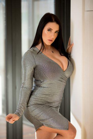 PHOTO | 00 19 366x549 - Dark-haired Angela White and long-legged Darcie Dolce