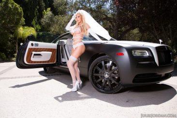 PHOTO | 09 366x244 - Nikki Benz As A Bride