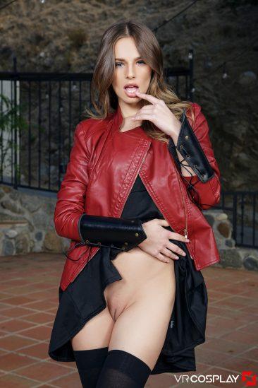 PHOTO | Jillian Janson 02 366x549 - Jillian Janson In Avengers