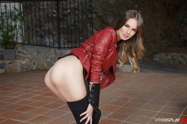 PHOTO | Jillian Janson 13 366x244 - Jillian Janson In Avengers