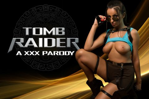 PHOTO | Alyssia Kent 00 480x320 - Alyssia Kent In Tomb Raider