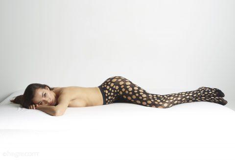 PHOTO   00 13 480x328 - Sexy Nicolette Pantyhose Passion