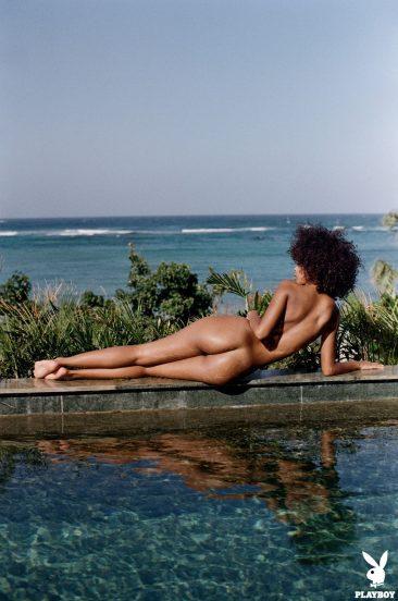 PHOTO | 02 160 366x552 - Cute Ebony Playboy Model Nereyda Bird