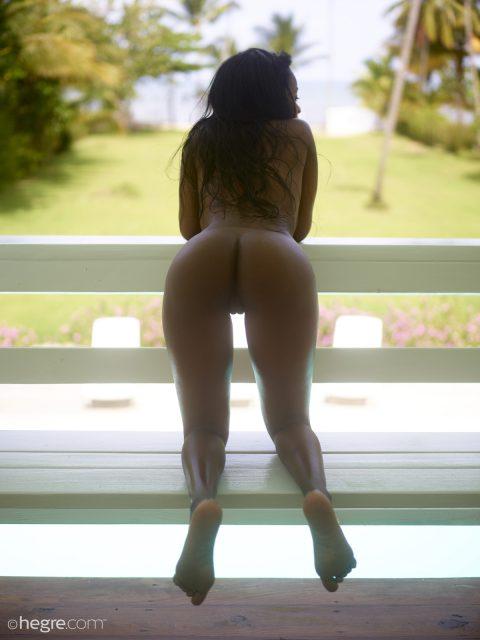 PHOTO | 00 277 480x640 - Ebony Babe Kiky Huge Natural Boobs