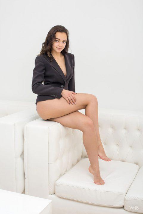 PHOTO   00 40 480x719 - Cute Young Girl Slava Stripping