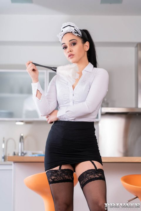 PHOTO | Horny Maid Eager to Impress 00 480x720 - Horny Maid Eager To Impress