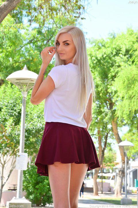 PHOTO | Joslyn 00 480x722 - Joslyn In Sexy Miniskirt