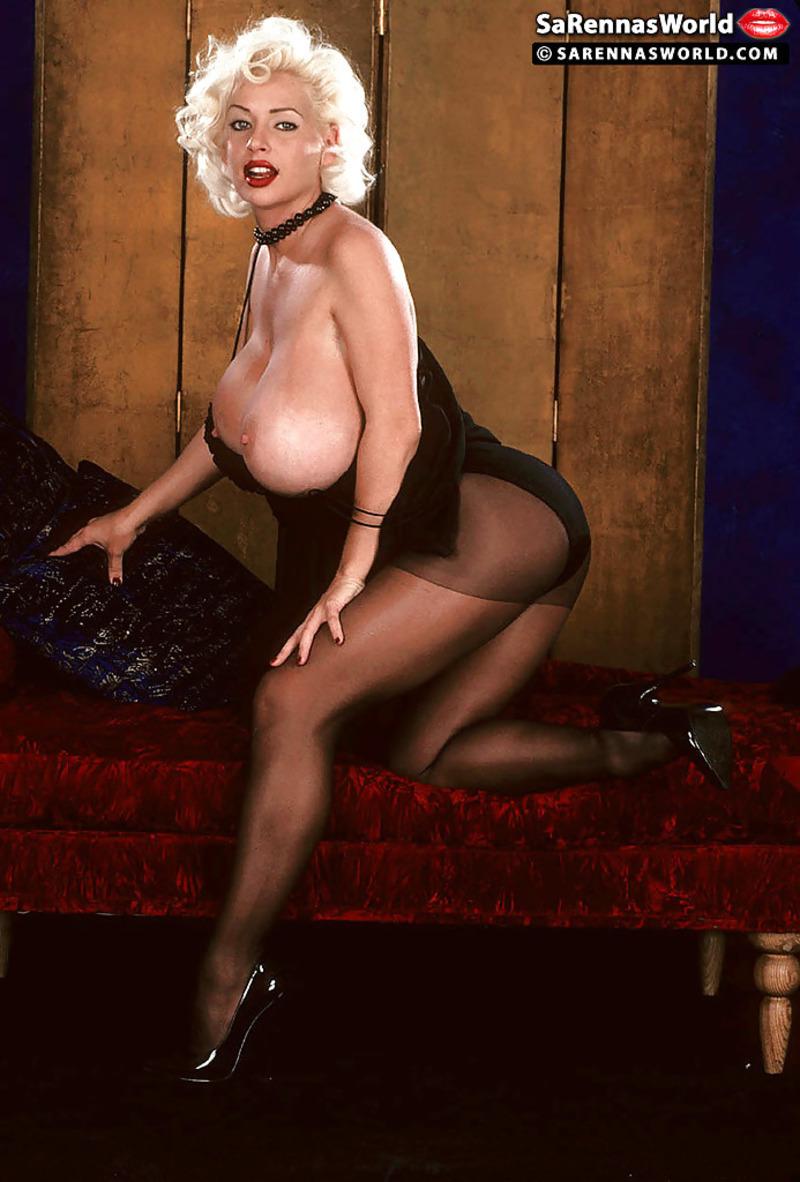 PHOTO   00 83 - Sarenna Lee Big Boobed Blonde
