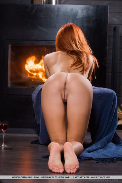 PHOTO | 00 93 480x720 - Redhead Rarien Shows Her Tight Vagina