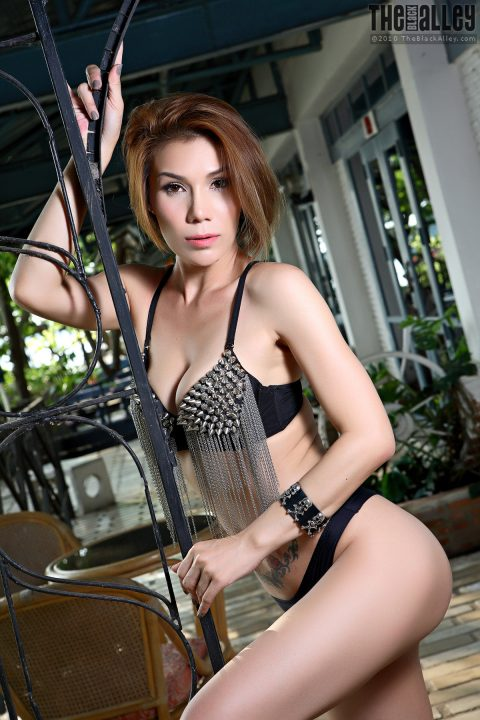 PHOTO | 00 31 480x720 - Tattooed Thai Model Janya Stripping