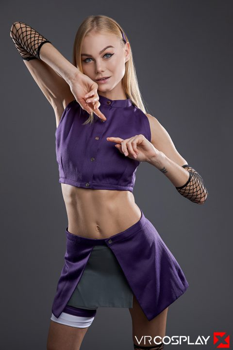 PHOTO | 1 6 480x720 - Nancy A Naruto Ino Yamanaka VR Cosplay X