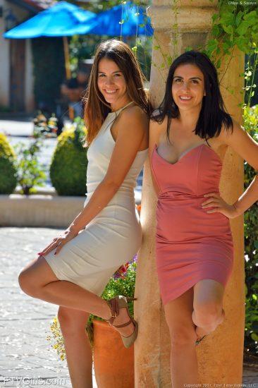 PHOTO   03 65 366x550 - Saraya and Chloe in the Spotlight