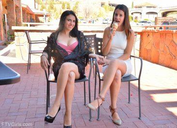 PHOTO   11 67 366x264 - Saraya and Chloe in the Spotlight