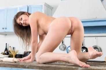PHOTO   12 76 366x244 - Horny Cooking With Teen Monika