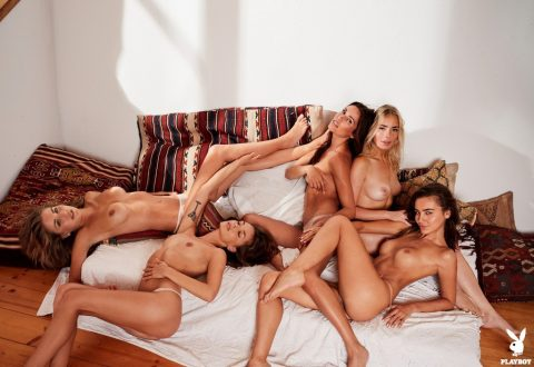 PHOTO   00 95 480x330 - Playboy Germany Cover