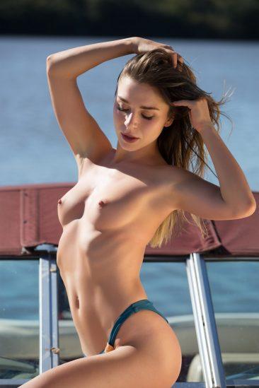 PHOTO | 04 31 366x549 - Fashion Lilii Stripping On Yacht