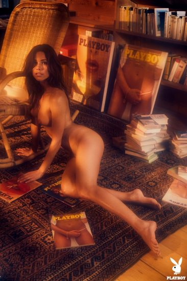 PHOTO | 13 74 366x549 - Playboy Germany Cover