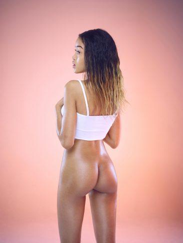 PHOTO   10 33 366x487 - Busty Ebony Tyra - London Calling